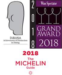 La Toque Awards - Michelin and Wine Spectator